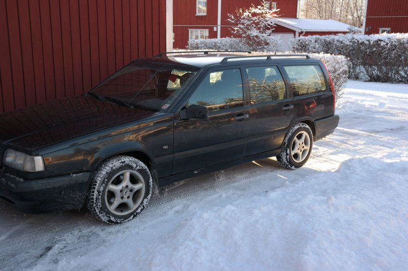 Hur man byter styrled Volvo 850