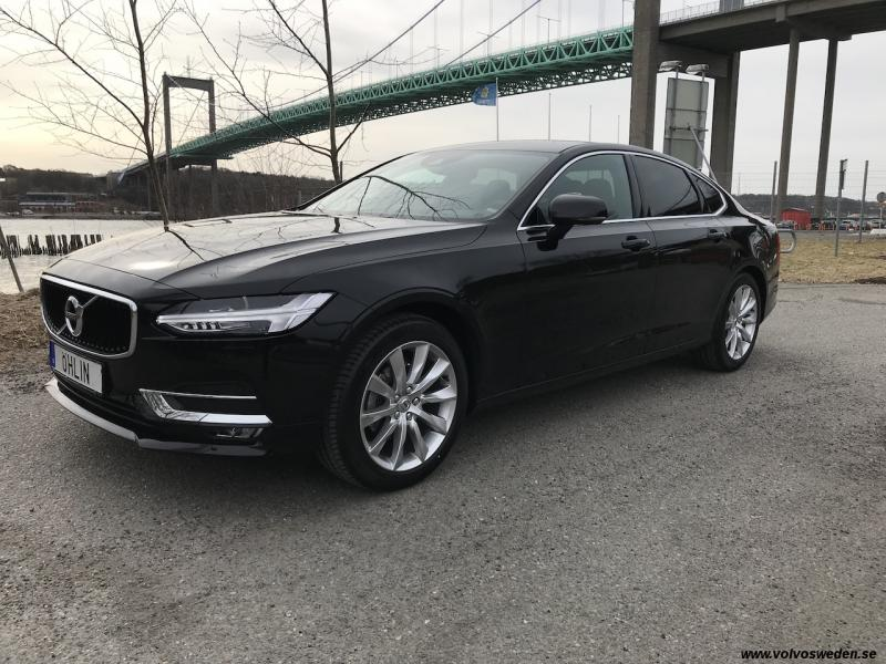 Volvo S90 D3 Business Advanced 2018